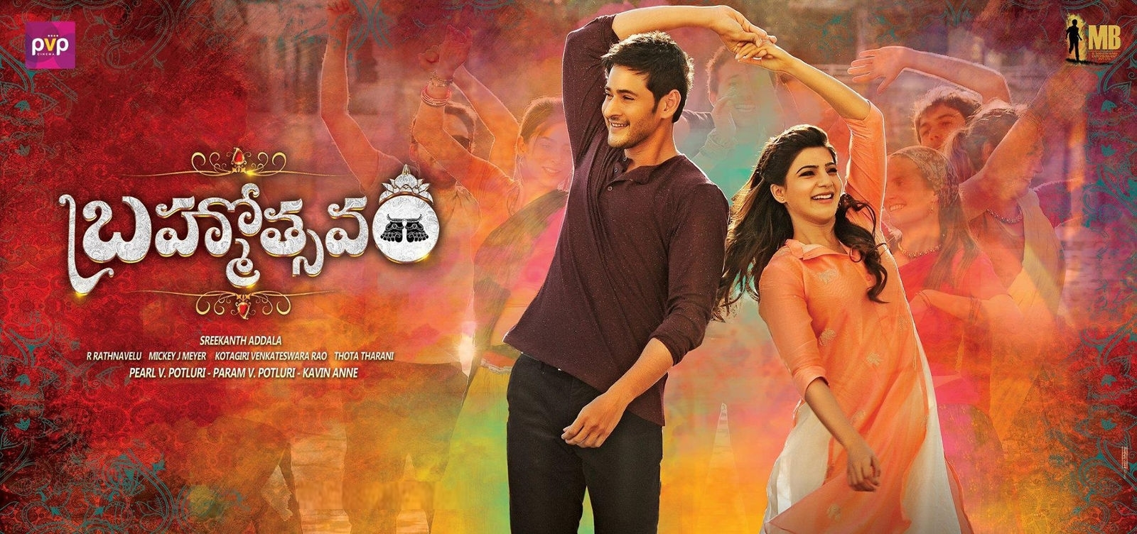 Brahmotsavam (2018) Hindi Dubbed 720p UNCUT WEBRip 1.2GB & 350MB ESubs