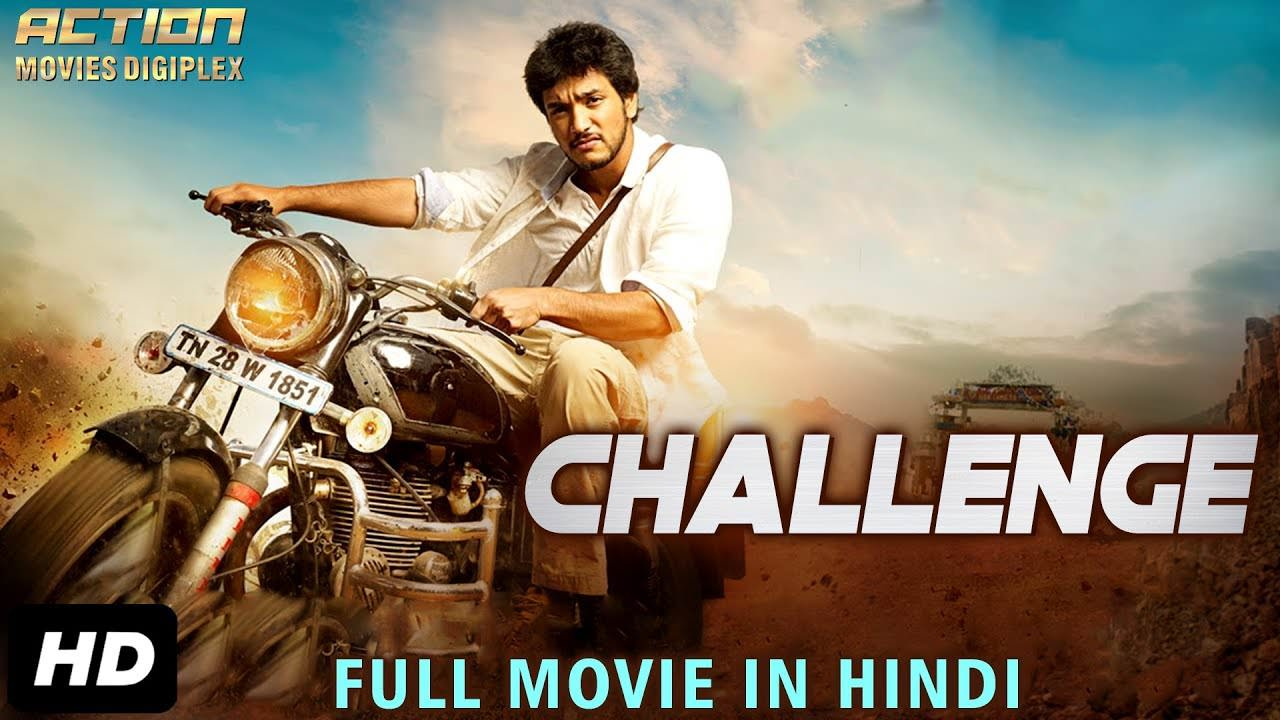 Callenge (2018) Hindi Dubbed 720p HDRip 700MB Download