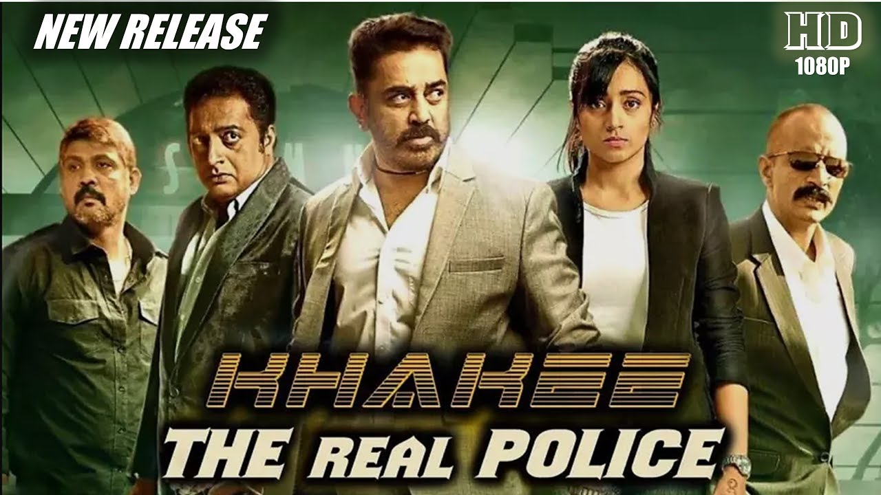Khakee The Real Police (2018) Hindi Dubbed 720p HDRip 1GB & 350MB Download