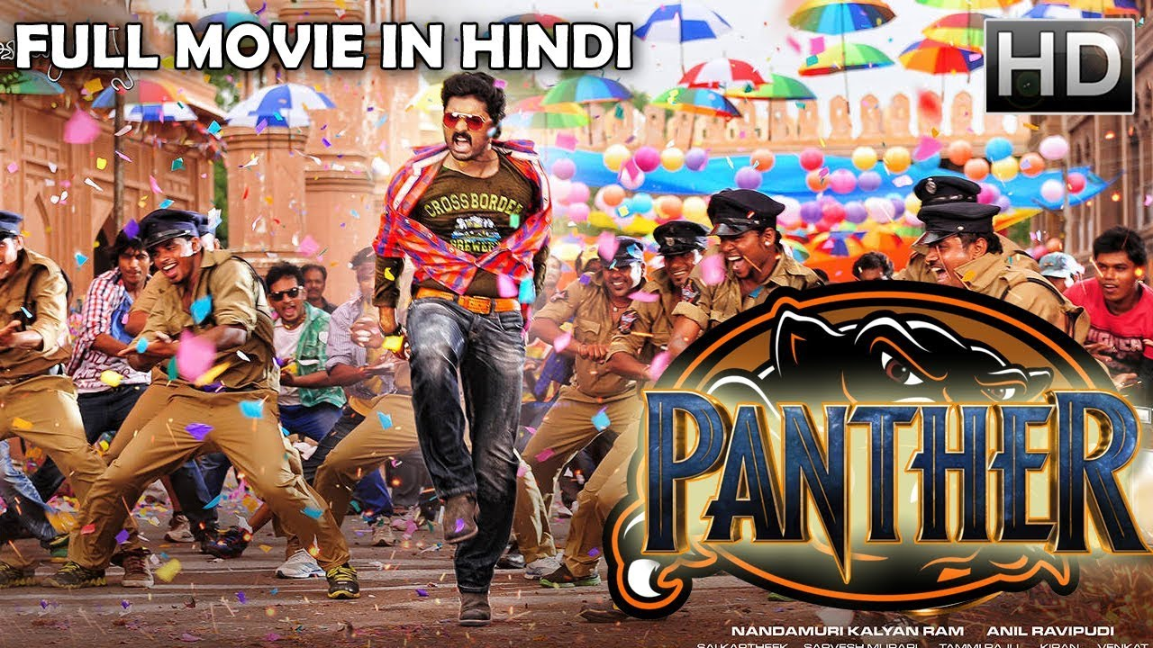 Real Panther (2018) Hindi Dubbed 720p HDRip 1GB & 350MB MKV