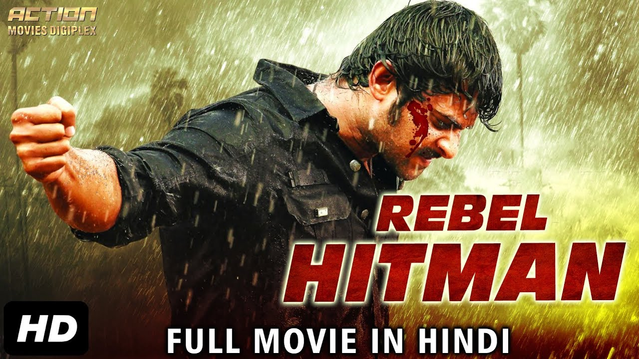 Rebel Hitman (2018) Hindi Dubbed 720p HDRip 700MB Download
