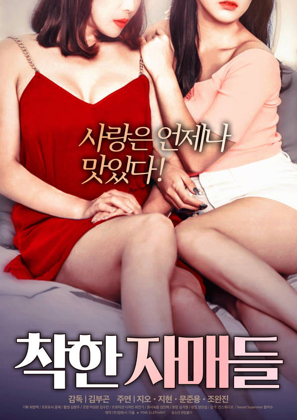 18 + Good Sisters 2018 Korean Hot Movie HDRip 700MB Download