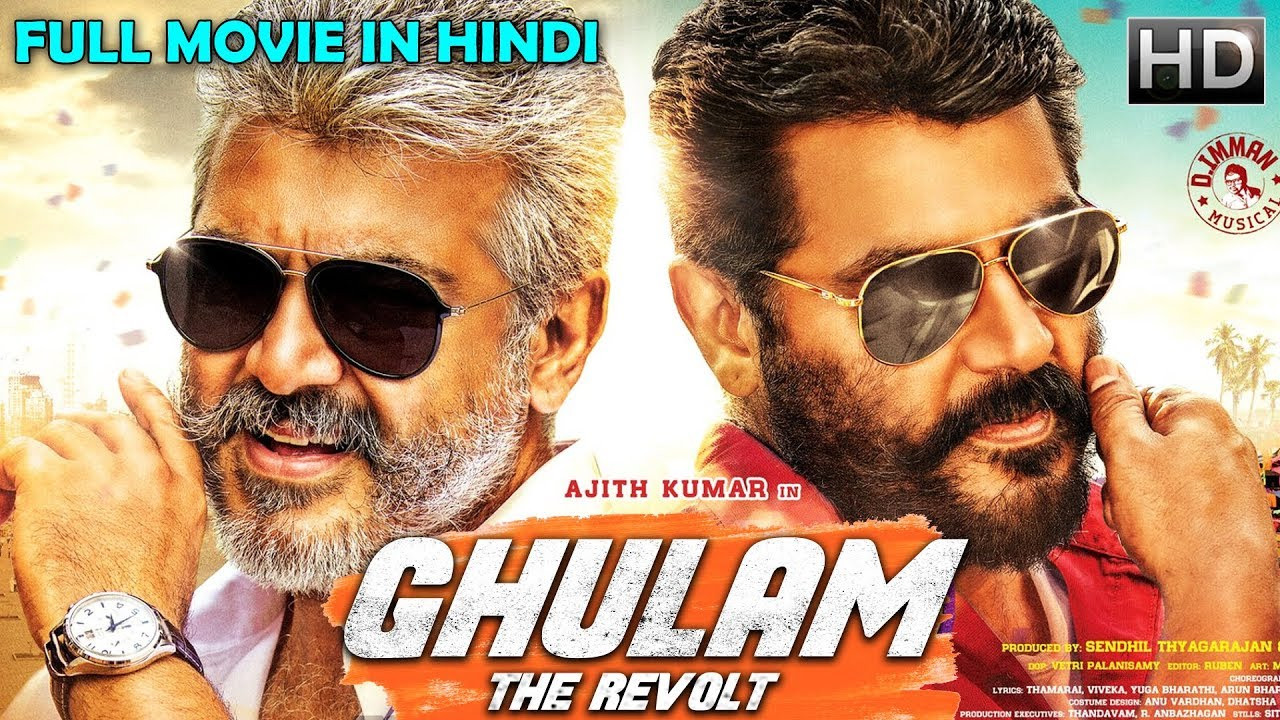 Ghulam The Revolt (2018) Hindi Dubbed 720p HDRip 700MB Download