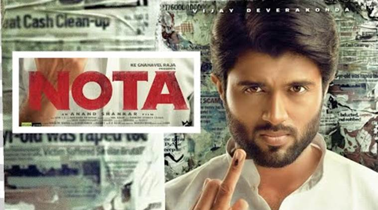 Nota (2018) Tamil Movie 720p DVDScr 700MB Download