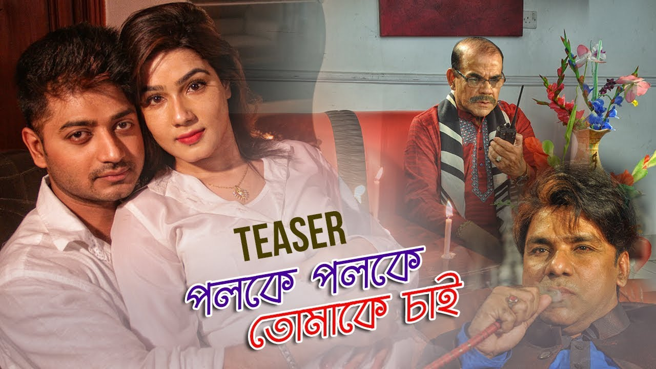 Poloke Poloke Tomake Chai (2018) Bangla Full Movie 480p ORG HDRip 350MB x264