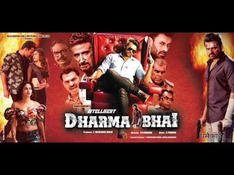 Dharma Bhai (Inttelligent) 2019 Hindi Dubbed UNCUT 720p HDRip 700MB Esub