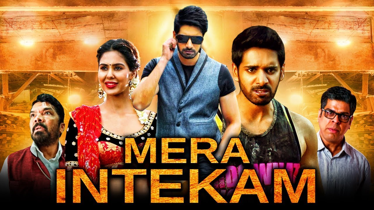 Mera Intekam (Aatadukundam Raa) 2019 Hindi Dubbed Movie 720p HDRip 700MB Download
