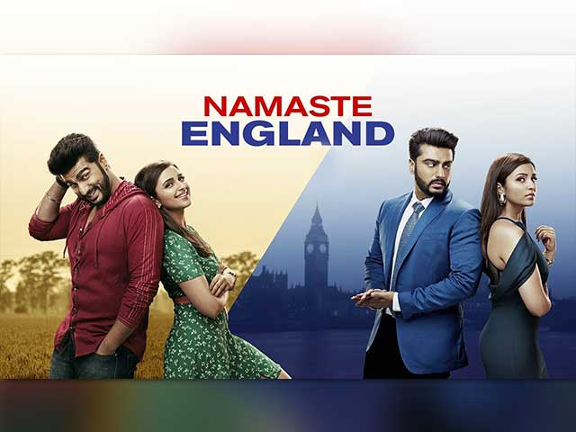 Namaste England (2018) Hindi Movie 720p HDRip 700MB Download