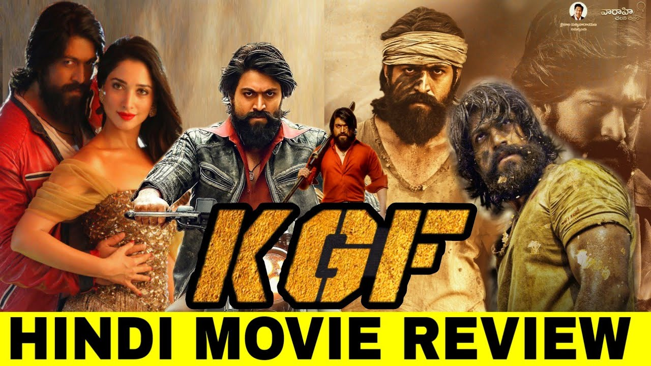 K.G.F: (2019) Hindi Dubbed Movie 720p HDRip 700MB x264 ESub