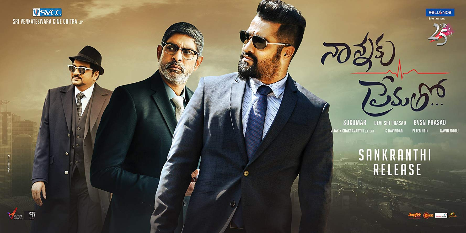 Nannaku Prematho (2019) Hindi Dubbed 720p UNCUT HDRip 700MB x264