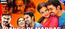 Gangs Of Madras 2019 Hindi Dubbed Movie 720p HDRip 700MB x264