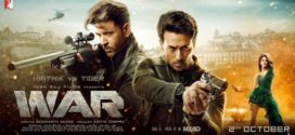 War 2019 Hindi Full Movie 720p pDVDRip 700MB MKV
