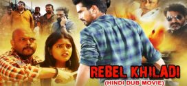 Rebel Khiladi (Lover) 2019 Hindi Dubbed 720p UNCUT HDRip 700MB MKV Download